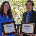 Cairns and Kung receive Superior Accomplishment Awards