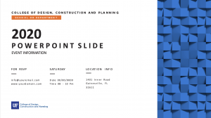 DCP Powerpoint Template